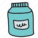 cook, ingredient, kitchen, mayonaise icon