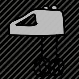 equipment, kitchen, mixer icon