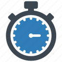 cooking, kitchen, stopwatch, timer icon