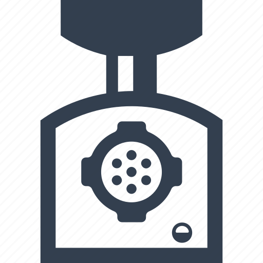 appliances, electric, grinder, kitchen, meat, utencil icon
