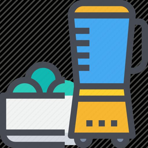 Appliance, blender, equipment, kitchen, mixer icon - Download on Iconfinder