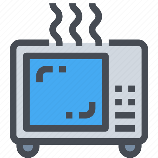 appliance, equipment, kitchen, microwave, oven icon