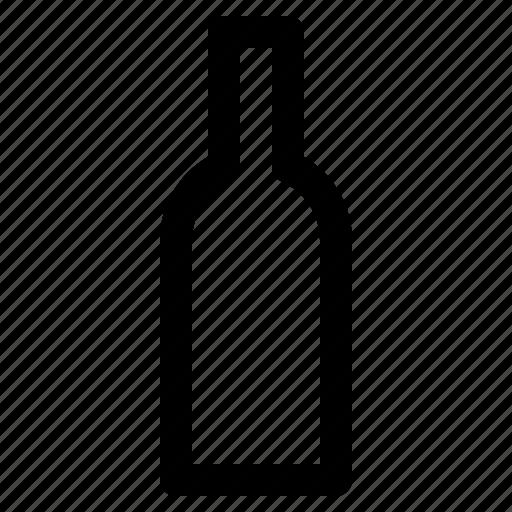 bottle, drink, glass, kitchen, water icon