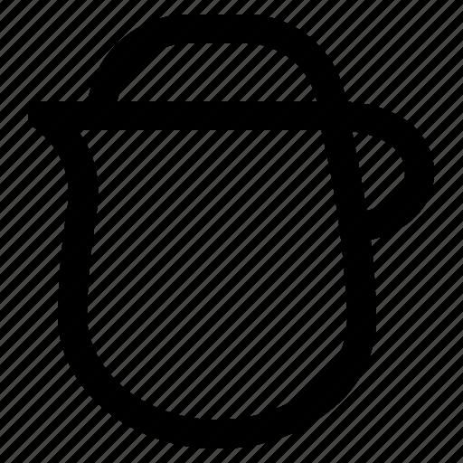 coffee, drink, kattle, kitchen, teapot icon