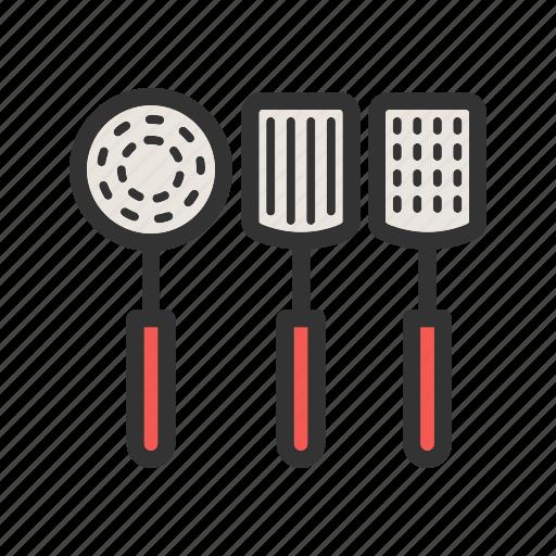cooking, domestic, food, home, kitchen, kitchenware, spatula icon
