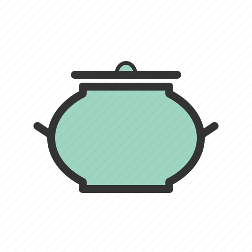 bowl, food, lid, milk, soup, spoon, sugar icon