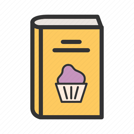 bake, cake, dessert, fresh, fruit, recipes, sweet icon