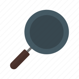 cooking, frying, kitchen, object, pan, utensil icon