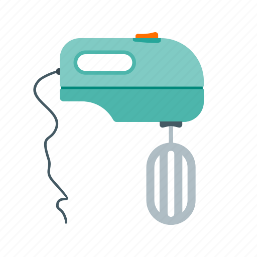 beater, cooking, house, kitchen, mixer, preparation, stir icon