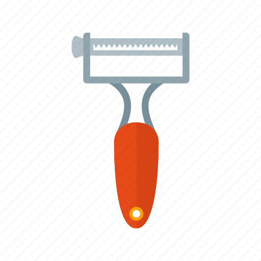equipment, food, peeler, potato, steel, utensil, vegetable icon