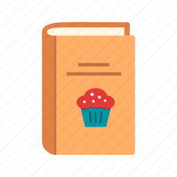 bake, cake, dessert, fresh, fruit, recipes, sweet icon