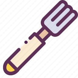 cook, fork, kitchen icon