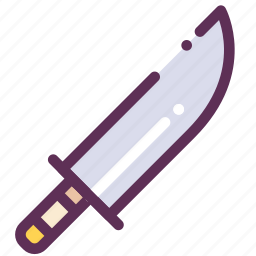 cook, kitchen, knife icon