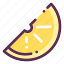 citrus, fruit, fruits, lime, martini icon
