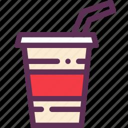 cocktail, cold, icecream, milk icon