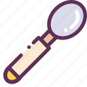 cook, kitchen, spoon icon