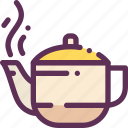 appliances, boiled, household, tea, teapot, water icon