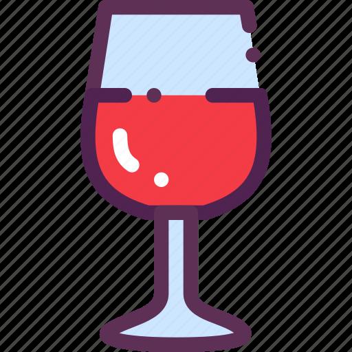 cocktail, liqueur, meat, vine icon