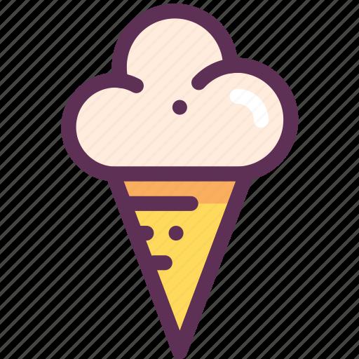 cold, frozen, icecream icon