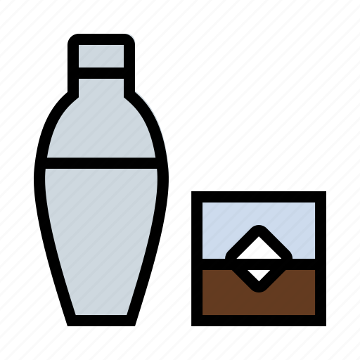 cocktail, food, kitchen, shaker icon