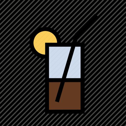 cocktail, drink, food, island, kitchen, long, tea icon
