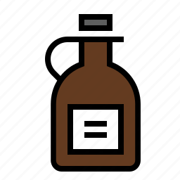 food, jug, kitchen, moonshine icon