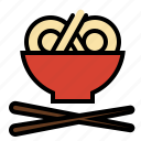 food, kitchen, noodles icon
