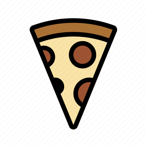 food, kitchen, pizza icon
