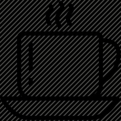 breakfast, coffee, cup, drink, food, hot, tea icon