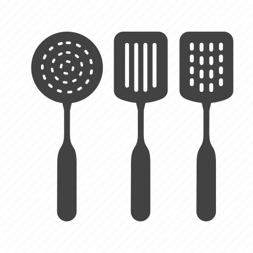 cooking, domestic, food, home, kitchen, kitchenware, spatula icon