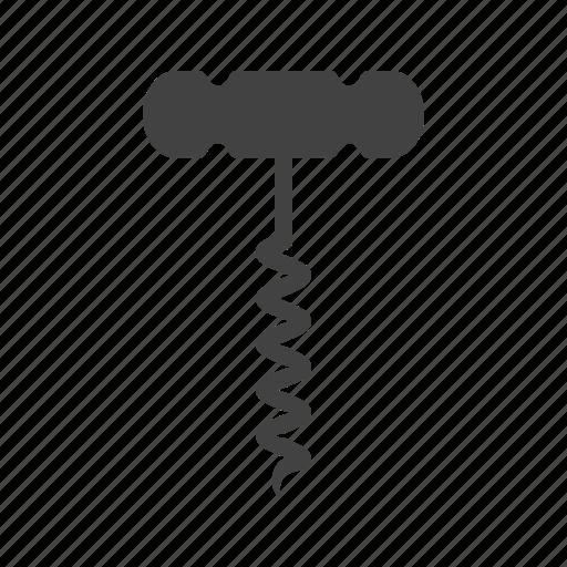 Bottle, equipment, kitchen, metal, metallic, object, opener icon - Download on Iconfinder