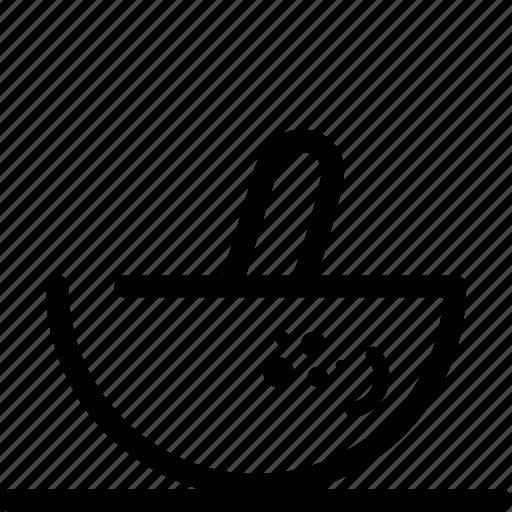 bow, cook, flat icon, kitchen, restaurant icon