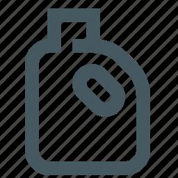 gizmo, kitchen, milk bottle, milk can, restaurant, simple icon