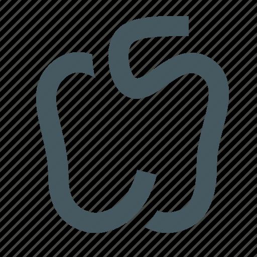 gizmo, kitchen, pan, restaurant, simple icon