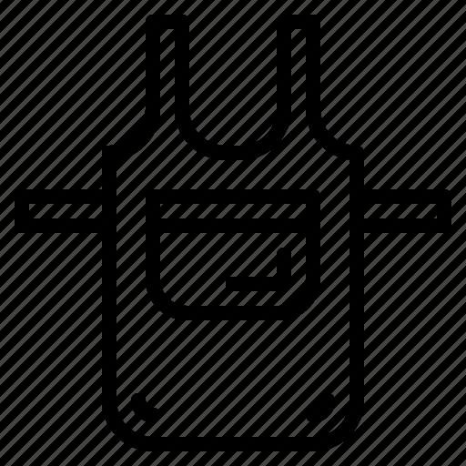 Apron, food, kitchen icon - Download on Iconfinder
