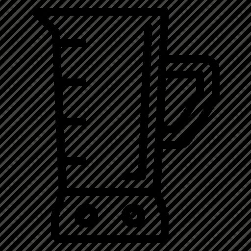 blender, food, kitchen icon