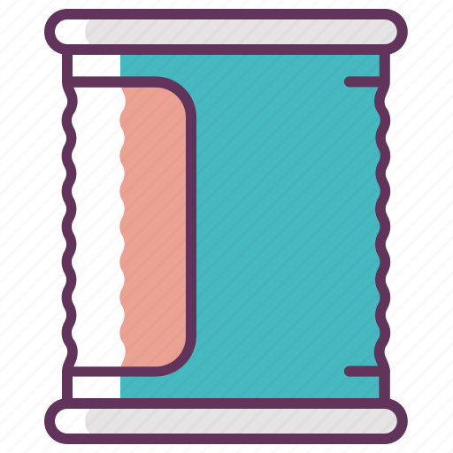 beans, can, canned soup, cooking, fast, food, ready meals icon