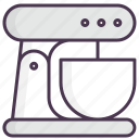 breakfast, cooking, electronics, household, kitchen, machinery icon