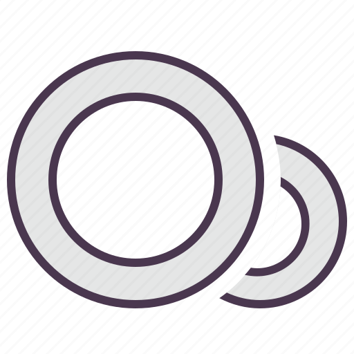 cleaning, dining, dishes, eating, home, plates, utensils icon