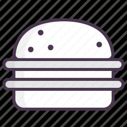 beef, burger, cheeseburger, fast, food, hamburger, sandwich icon
