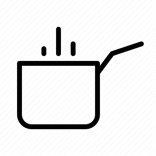 cooking, food, kitchen, meal, pot, restaurant icon