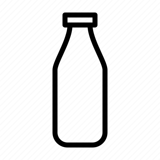 bottle, cooking, food, kitchen, meal, milk, restaurant icon