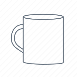 cafe, cup, drink, kitchen, mug, restaurant icon
