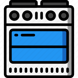 kitchen, objects, oven, ultra, utility icon