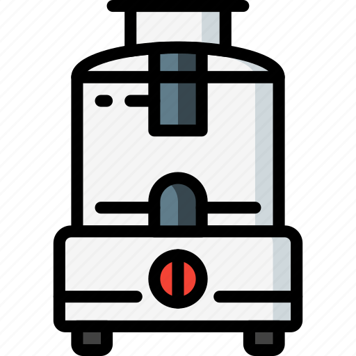 food, kitchen, objects, processor, ultra, utility icon