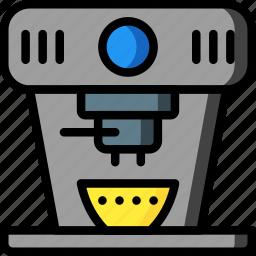 coffee, kitchen, machine, objects, ultra, utility icon