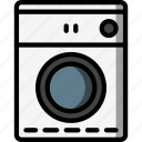 objects, clothes, kitchen, dryer, ultra, utility icon