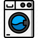 kitchen, machine, objects, ultra, utility, washing icon