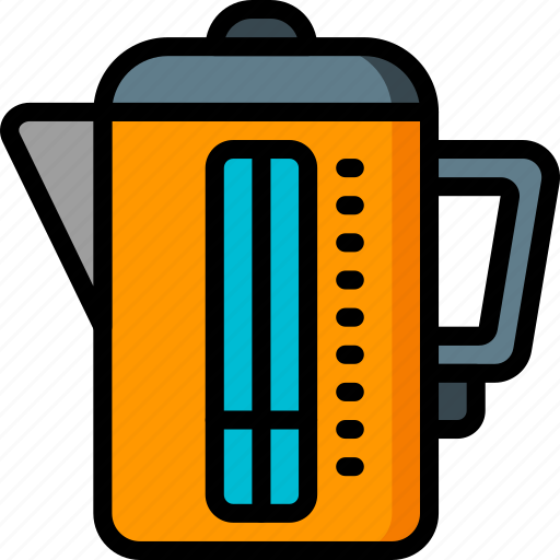 kettle, kitchen, objects, ultra, utility icon