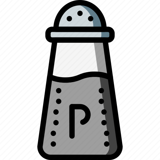 condiments, kitchen, objects, pepper, ultra icon